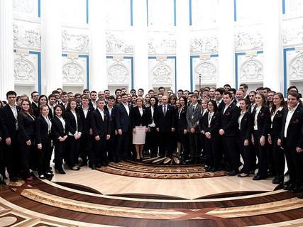 Студент Липецкого индустриально-строительного колледжа  награжден Почетной грамотой Президента Российской Федерации!