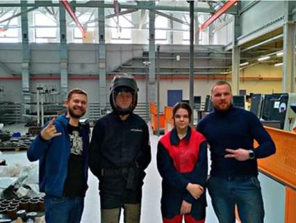 Подготовка сборной России к чемпионату Мира по сварочным технологиям