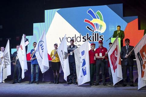 C 3.11.2017 по 7.11.2017 Чемпионат рабочих профессий WorldSkills Hi-Tech